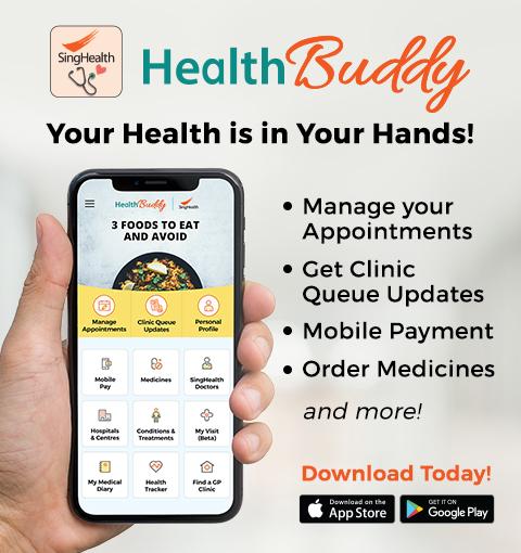 Health Buddy App