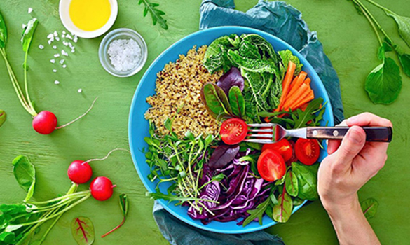 10 Healthy Ways To Welcome The New Year National Cancer Centre