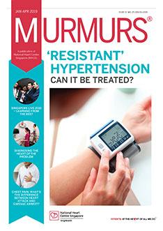 Murmurs Issue 33 (Jan – Apr 2019)